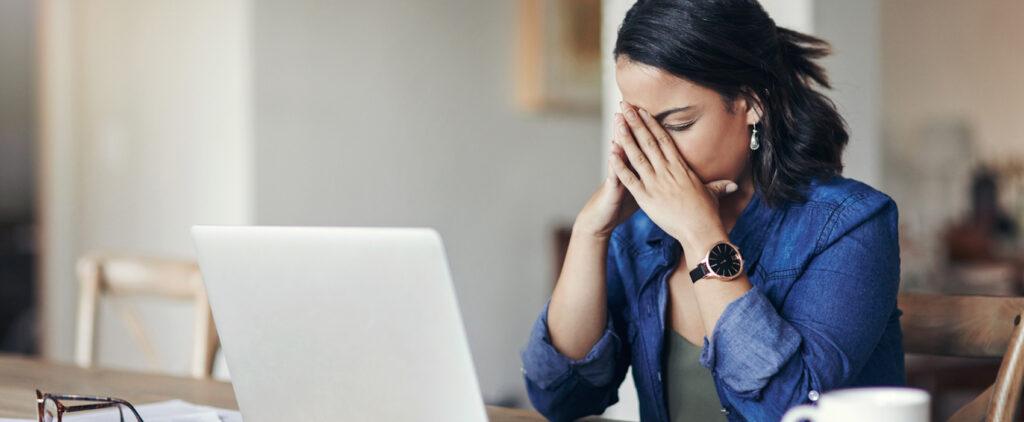 burnout signs and symptoms